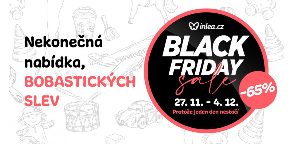 Inlea - Black Friday