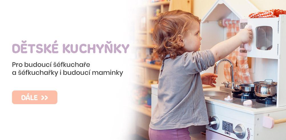 Inlea - Kuchyňky pro děti