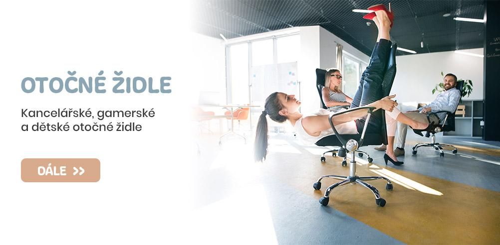 Inlea - Otočné židle