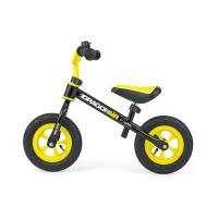 Dětské cykloodrážadlo Milly Mally Dragon AIR 10 '- žluto-černé