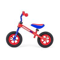 Dětské cykloodrážadlo Milly Mally Dragon AIR 10 '- fialovo-červené