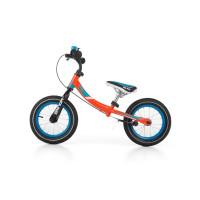 Dětské cykloodrážedlo 2v1 Milly Mally Young 12 '- oranžová
