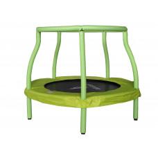 Aga Dětská trampolína 116 cm Light green Preview