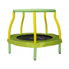 Aga Dětská trampolína 116 cm Light Green/Yellow Preview