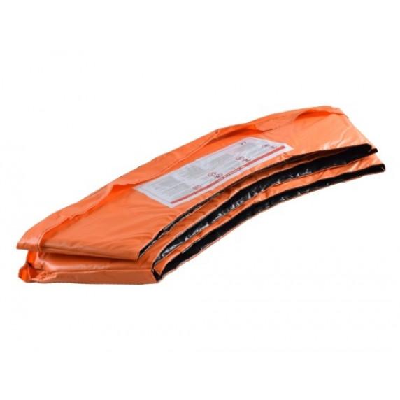 Trampolína Aga SPORT FIT 305 cm s vnitřní ochrannou sítí oranžová