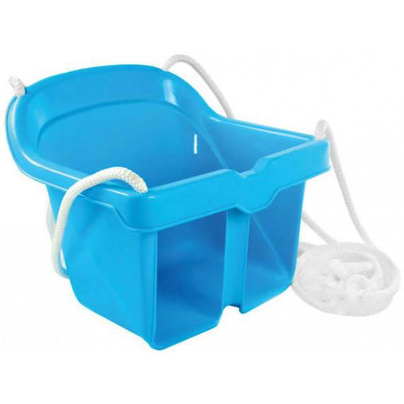 Houpačka plastová Inlea4Fun - modrá