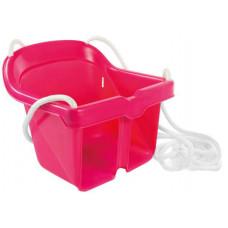Houpačka plastová Inlea4Fun - růžová Preview