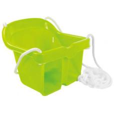 Houpačka plastová Inlea4Fun- zelená Preview
