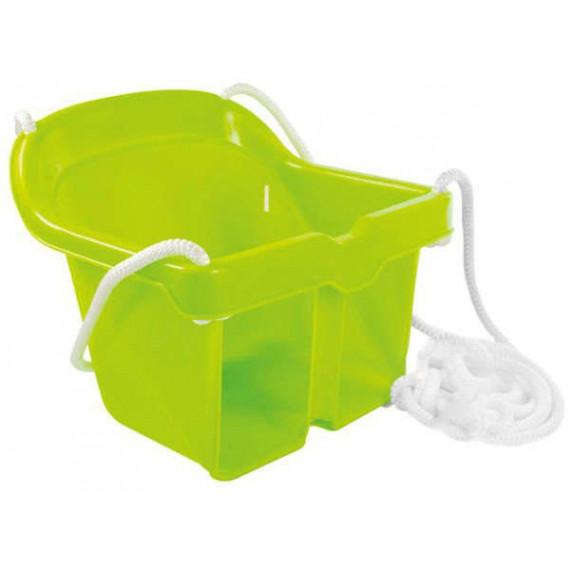 Houpačka plastová Inlea4Fun- zelená