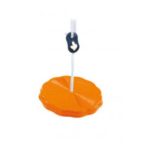 Houpačka talíř Inlea4Fun - oranžová