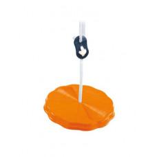 Houpačka talíř Inlea4Fun - oranžová Preview
