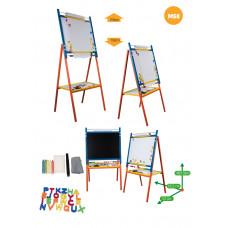Inlea4Fun Dětská tabule MS8 Preview