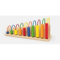 Inlea4Fun dřevěná matematická pomůcka - 50022