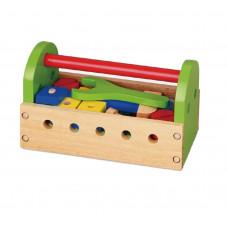 Inlea4Fun dřevěné nářadí v bedýnce Preview