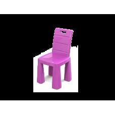Umělohmotná židlička Inlea4Fun EMMA - růžová Preview