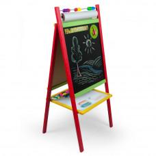 Inlea4Fun farebná detská magnetická tabuľa Preview