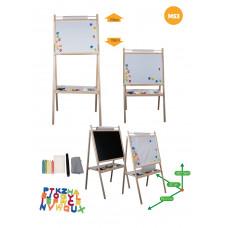 Inlea4Fun dětská otočná tabule MS3 Preview