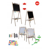 Inlea4Fun Dětská tabule MS4