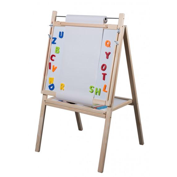 Inlea4Fun dětská otočná tabule MS5