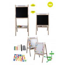 Inlea4Fun dětská otočná tabule MS5 Preview