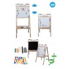 Inlea4Fun Dětská tabule MS6 Preview