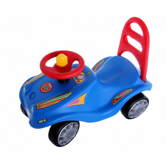 Inlea4Fun Mini Mobile odrážedlo pro děti - Modrá