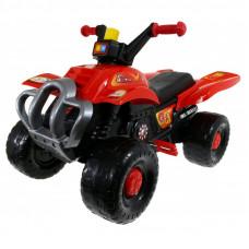 Inlea4Fun Big Quad motorka s pedály - Červená Preview