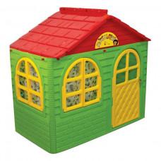 Záhradní domeček 69x129x120 cm Inlea4Fun DANUT - zelený Preview