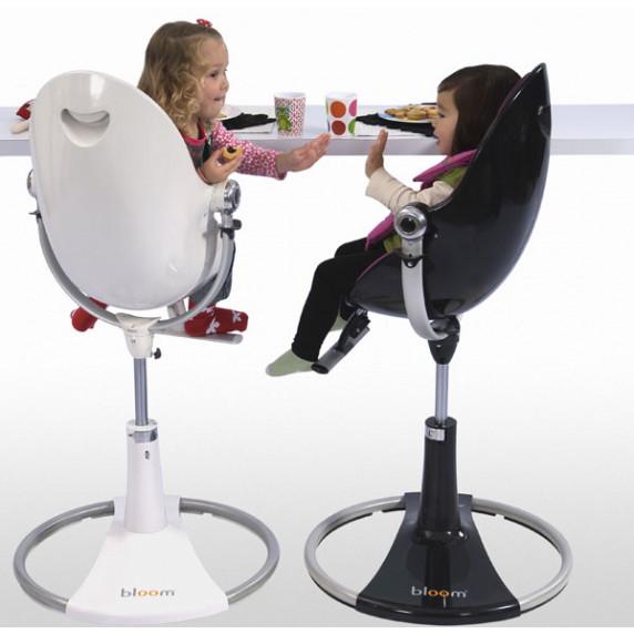 Dětská židlička Fresco Crhome