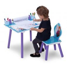 Dětský kreslící stůl Frozen Preview