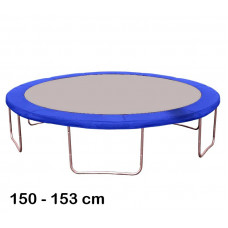 Kryt pružin na trampolínu 150 cm - modrý Preview