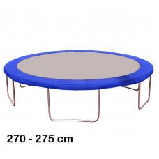 Kryt pružin na trampolínu 275 cm - modrý Preview