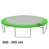 Aga Kryt pružin na trampolínu 305 cm Light Green