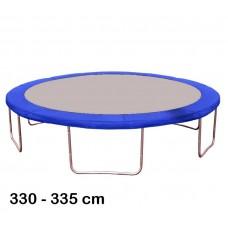 Kryt pružin na trampolínu 335 cm - modrý Preview