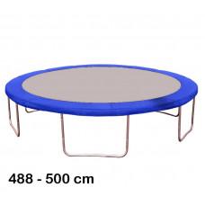 Kryt pružin na trampolínu 500 cm - modrý Preview