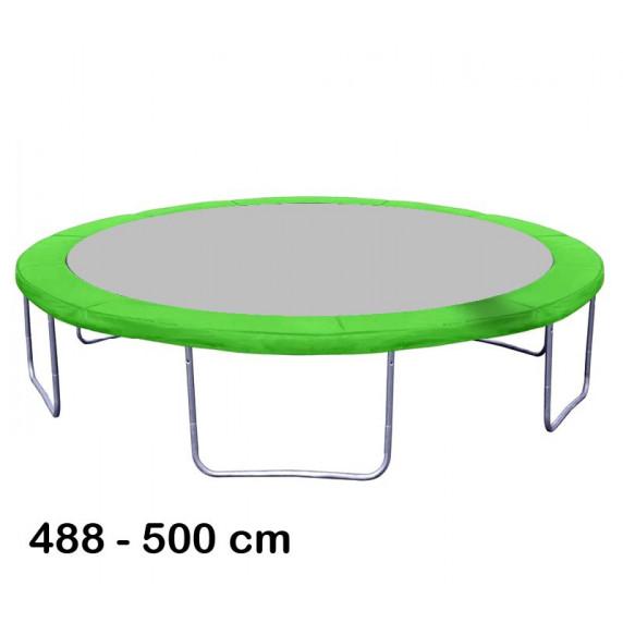 Aga Kryt pružin na trampolínu 500 cm Light Green