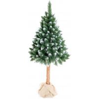 Vánoční stromek 160 cm s kmenem AGA MCHP12 / 160