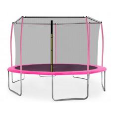 Aga SPORT FIT Trampolína 430 cm Pink + vnitřní ochranná síť Preview