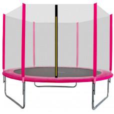 Aga SPORT TOP Trampolína 250 cm Pink + ochranná síť Preview