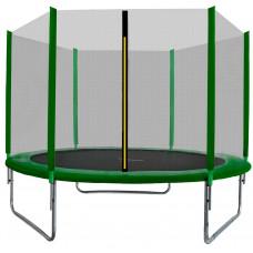 Aga SPORT TOP Trampolína 250 cm Dark Green + ochranná síť Preview
