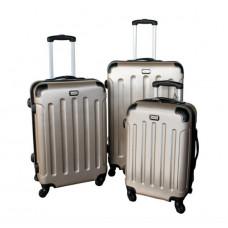 Linder Exclusiv LUXURY MC3000 Cestovní kufry S,M,L - zlaté Preview