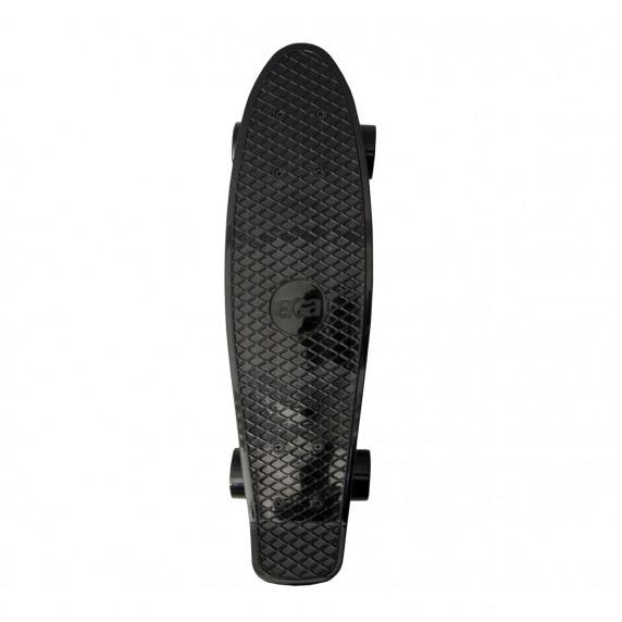 Skateboard Aga4Kids MR6016 - černý