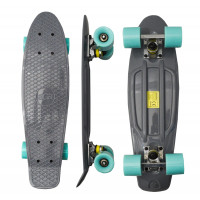 Skateboard Aga4Kids MR6015 - šedý
