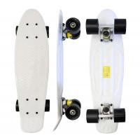 Skateboard Aga4Kids MR6017 - bílý