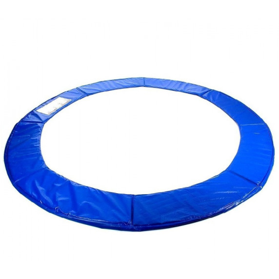 Kryt pružin na trampolínu 250 cm - modrý