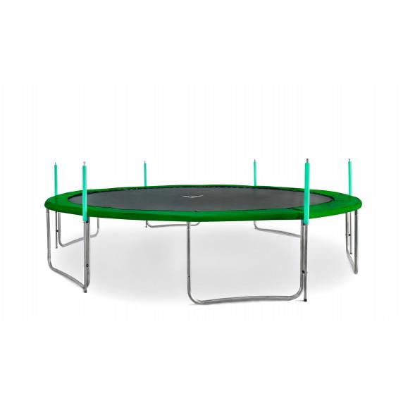 Aga SPORT PRO Trampolína 518 cm s ochrannou sítí Green