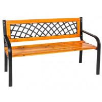 Zahradní lavice Linder Exclusiv MC4354 125 x 52 x 74 cm