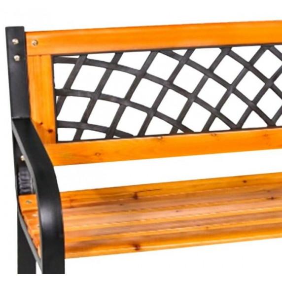 Zahradní lavice Linder Exclusiv MC4413 125 x 52 x 74 cm