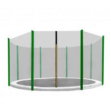 Aga Ochranná síť 366 cm na 8 tyčí Black net / Dark Green Preview