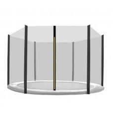 Ochranná síť na trampolínu 150 cm na 6 tyčí Preview